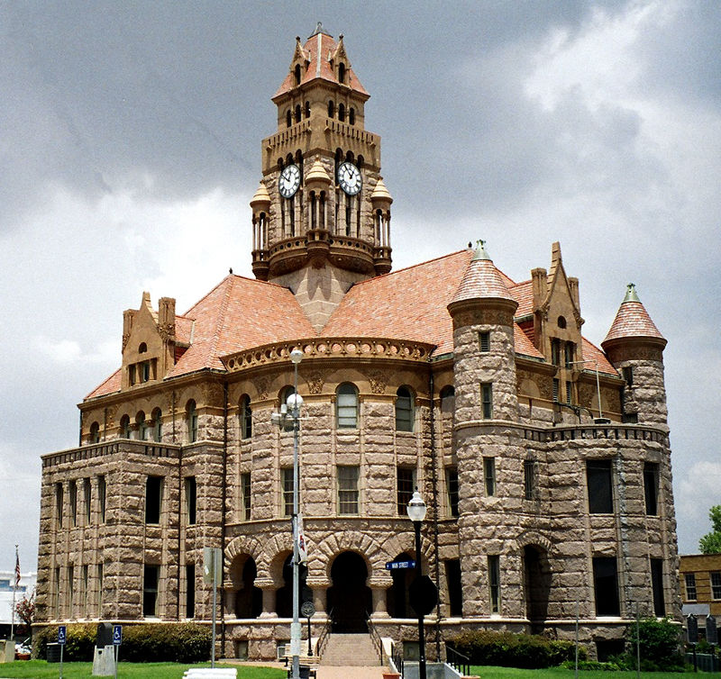 Wise County Court House