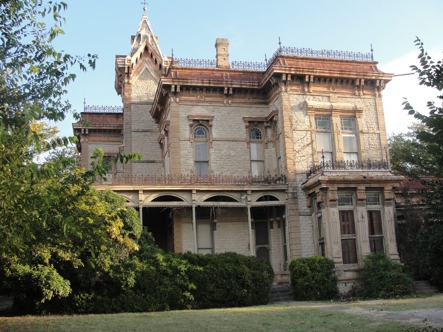 The Waggoner Mansion