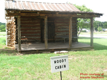The Woody Cabin